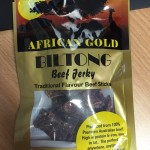 African Gold Biltong Beef Jerky